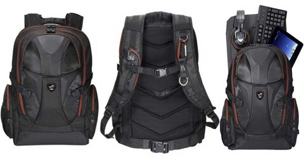 ASUS Republic of Gamers Nomad Backpack for All 17-Inch G-Series Notebooks Review