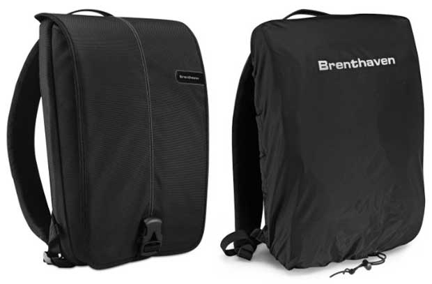 Brenthaven 2244101 ProStyle Slim Pack for 15-Inch Laptop / Ultrabook / Macbook