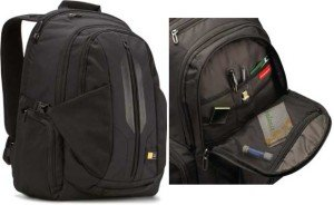 Case Logic RBP-117 17.3-Inch MacBook Pro/Laptop Backpack with iPad/Tablet Pocket