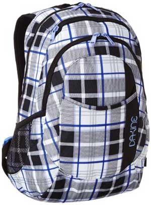 Dakine Womens garden laptop backpack