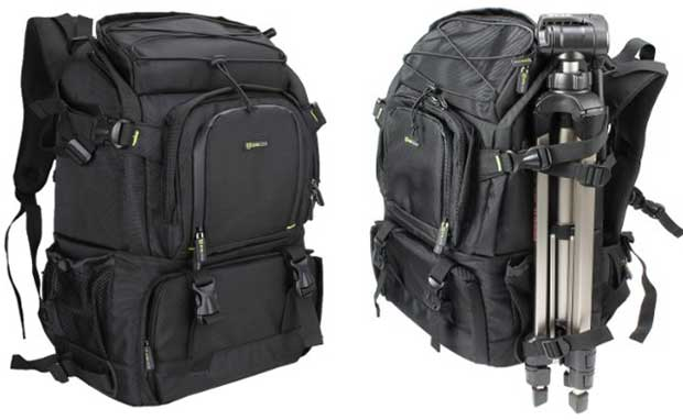 Evecase Extra Large Laptop Backpack