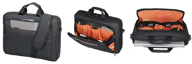 Everki Advance Laptop Bag, Fits Up to 17.3-Inch (EKB407NCH17)