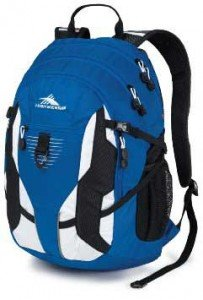 High Sierra College Backpack