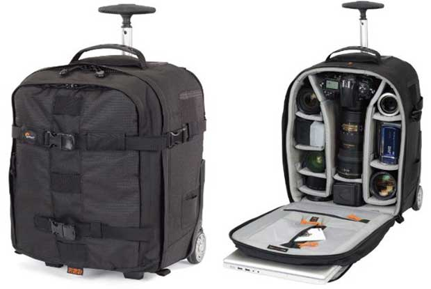 Lowepro Pro Runner x350 AW DSLR Backpack