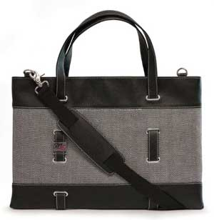 Mobile Edge Herringbone Laptop Bag