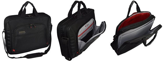 "Ogio Double Compartment 17.3"" Laptop Bag"