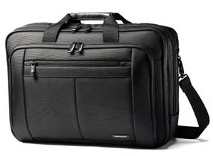 Samsonite Classic Three Gusset Lg Toploader Review
