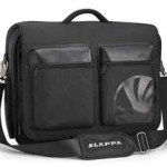 Slappa Kiken 18-Inch Laptop Shoulder Bag