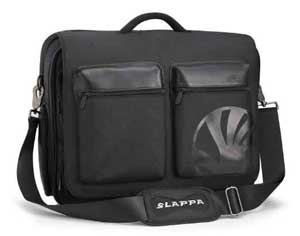Review: Slappa Kiken 18-Inch 2 Pocket Custom Build Laptop Shoulder Bag