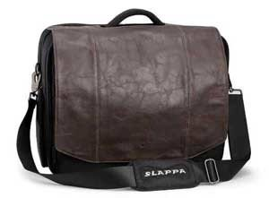 Slappa Kiken 18-Inch 2 Pocket Custom Build Laptop Shoulder Bag