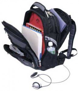 SwissGear Computer Backpack for Traveler