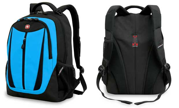 SwissGear Lightweight Feature Laptop Computer Backpack SA3077