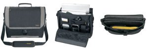 Targus CityGear Miami Messenger Case for 17-Inch Notebooks