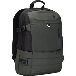 Targus Pewter Laptop Backpack