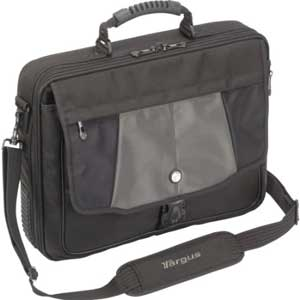 Targus Platinum Blacktop 17 inch standard laptop case