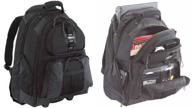 Targus Sport Rolling Backpack Case (TSB700)