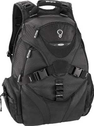 "Targus Voyager 17.3"" Laptop Backpack Review"
