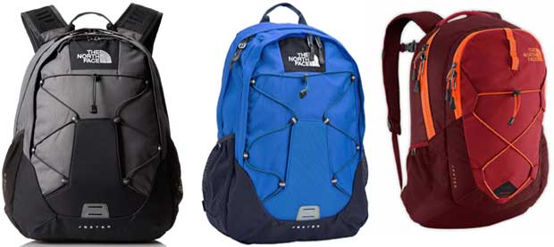The North Face Unisex Jester Backpack - Back to School Backpack