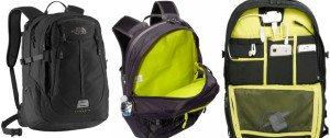 The North Face Women's Surge II Charged Backpack