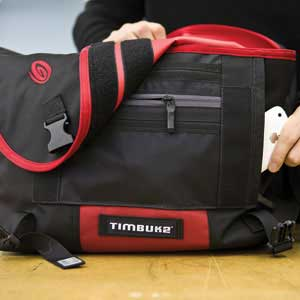 Timbuk2 D-Lux Laptop Messenger Bag
