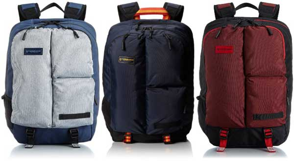Timbuk2 Showdown Laptop Backpack 2014 Review