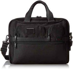 Tumi Alpha 2 T-Pass and Reg Expandable Laptop Brief