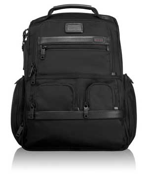 Tumi Alpha Business Compact Laptop Brief Pack, 26173DH Review