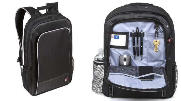 V7 Professional Shock and Water Resistant Backpack