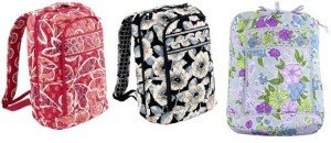 Vera Bradley Large Laptop Backpack