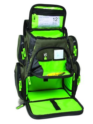 Wild River 3508 Multi-Tackle Small Backpack - Fishing Backpack
