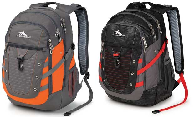 High Sierra Tactic Backpack - Best Back to School Backpack