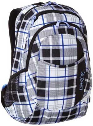 Dakine Womens garden laptop backpack