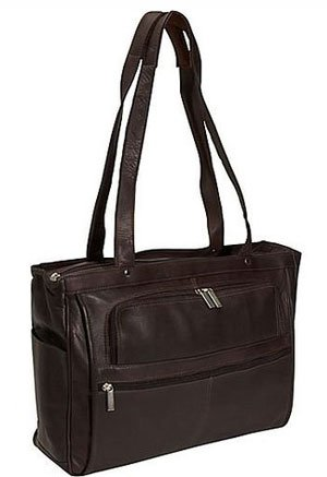David King & Co. Women's Multipocket Briefcase Plus