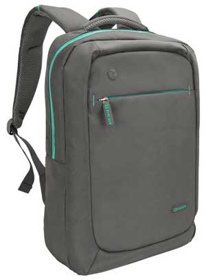Evecase Lightweight Nylon Water Resistant Multipurpose Laptop Backpack