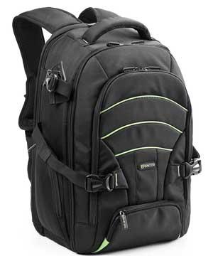 Evecase Professional Large SLR Camera Travel Backpack