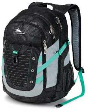 High Sierra Tactic Backpack for Traveller