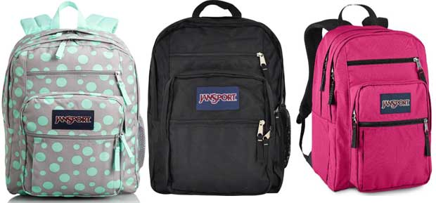JanSport Big Student Classics Series Daypack - Cute Back to School Backpack