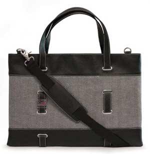 Mobile Edge Herringbone Laptop Bag