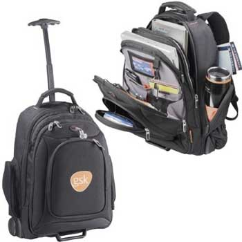 Neotec Rolling Compu-Backpack
