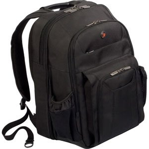 Targus Checkpoint-Friendly Corporate Traveler Backpack for 15.4 Inch Laptops CUCT02B (Black) Review