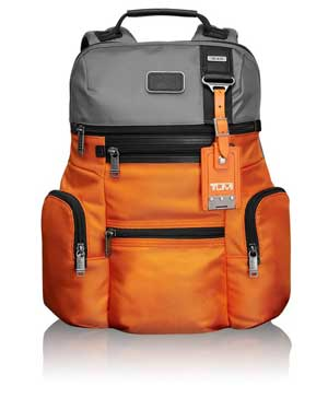 Tumi Alpha Bravo Day Knox Backpack