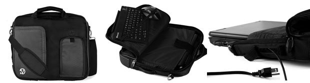 VG Pindar Laptop Carrying Bag for HP 17.3 inch Laptops
