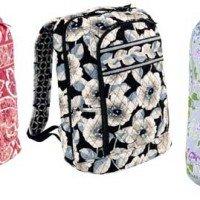 Vera Bradley Large Laptop Backpack