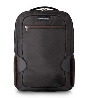 Everki Studio Slim Laptop Backpack for up to 14.1-Inch Laptops/15-Inch MacBook Pro (EKP118)